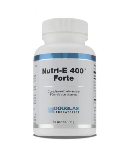 Nutri E 400 Forte 60 perlas