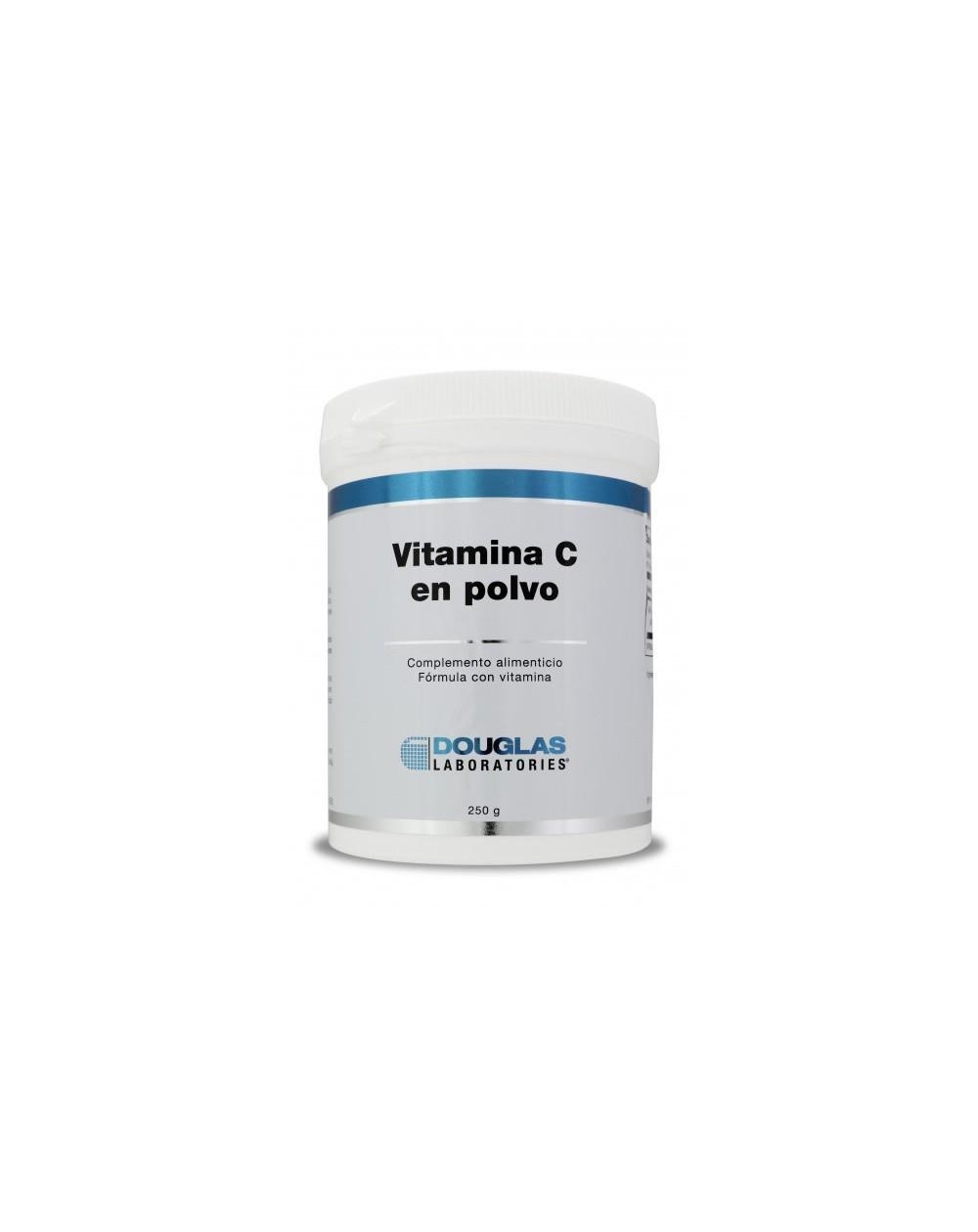 Vitamina C en polvo 250 g