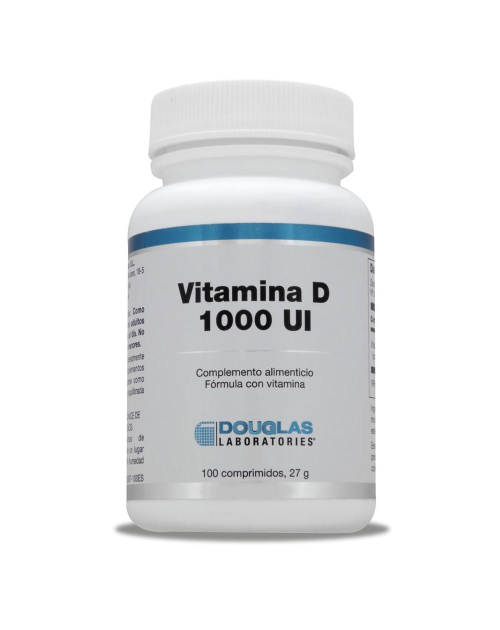 Vitamina D 1.000 UI 100 comp.