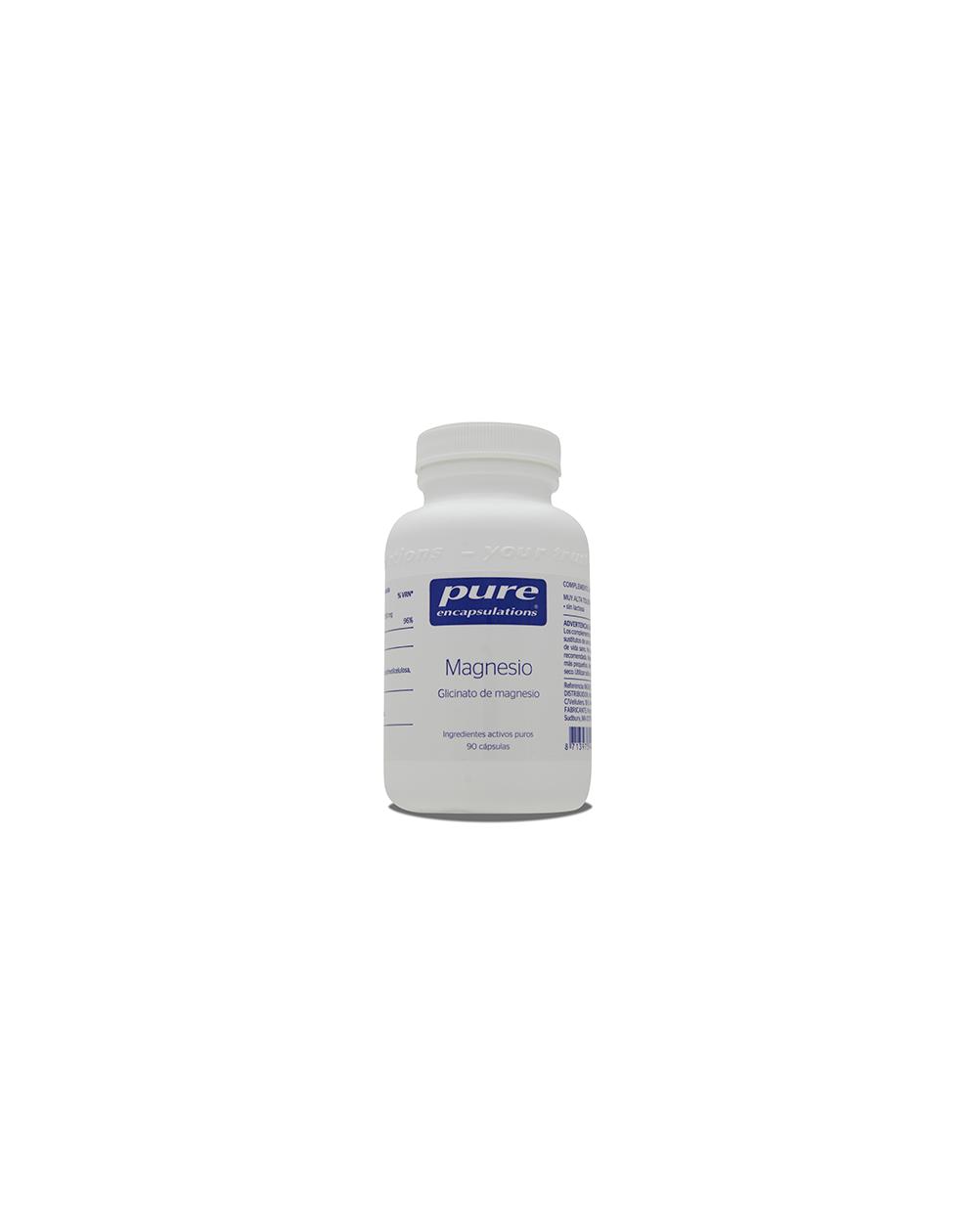 Magnesio (glicinato)