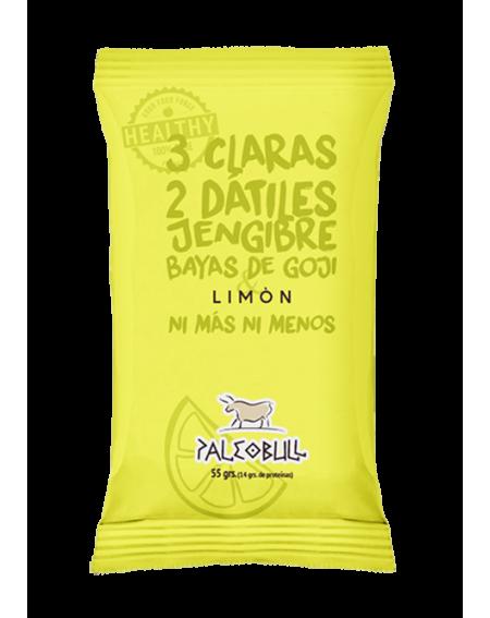 PaleoBull de Limón, Goji y...