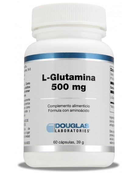 L-Glutamina (60 cáps.)
