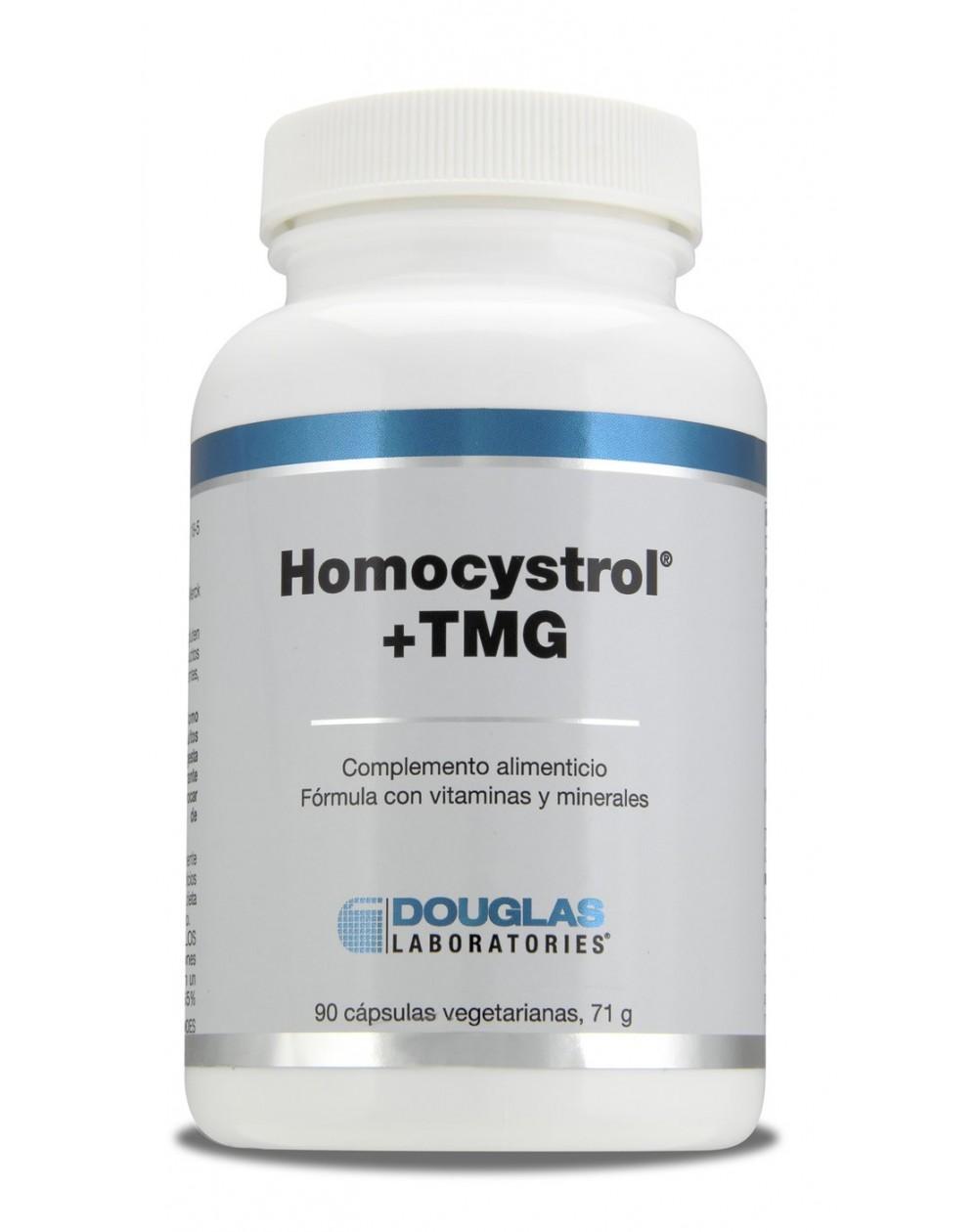 Homocystrol + TMG (90 cápsulas...