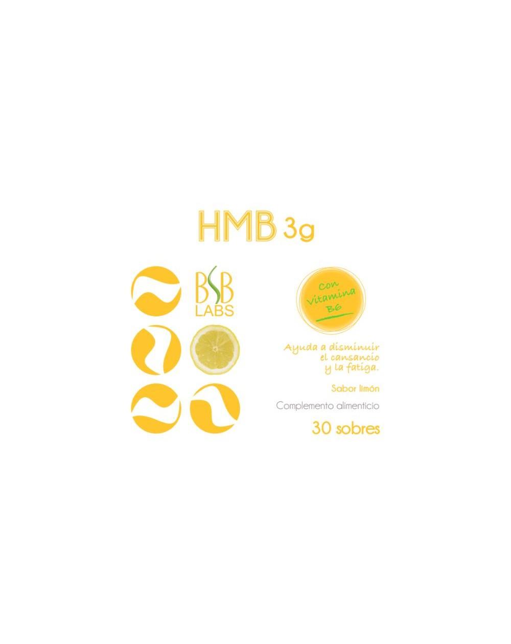 HMB 3 g 30 sobres