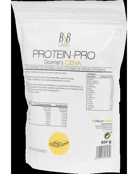 Protein-Pro Gourmet's CENA...