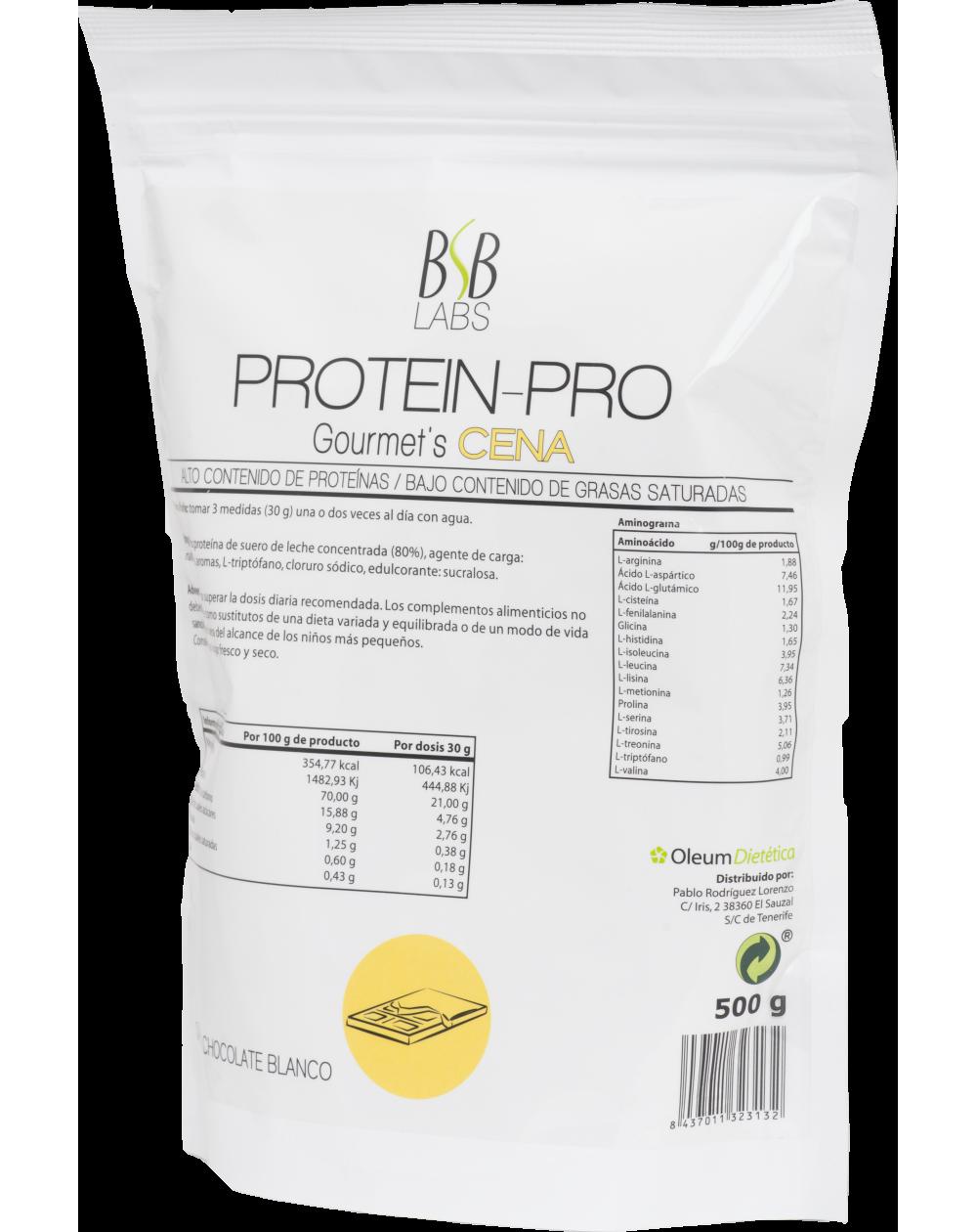 Protein-Pro Gourmet's CENA - Sabor...