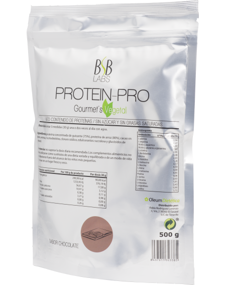 Protein-Pro Gourmet's...