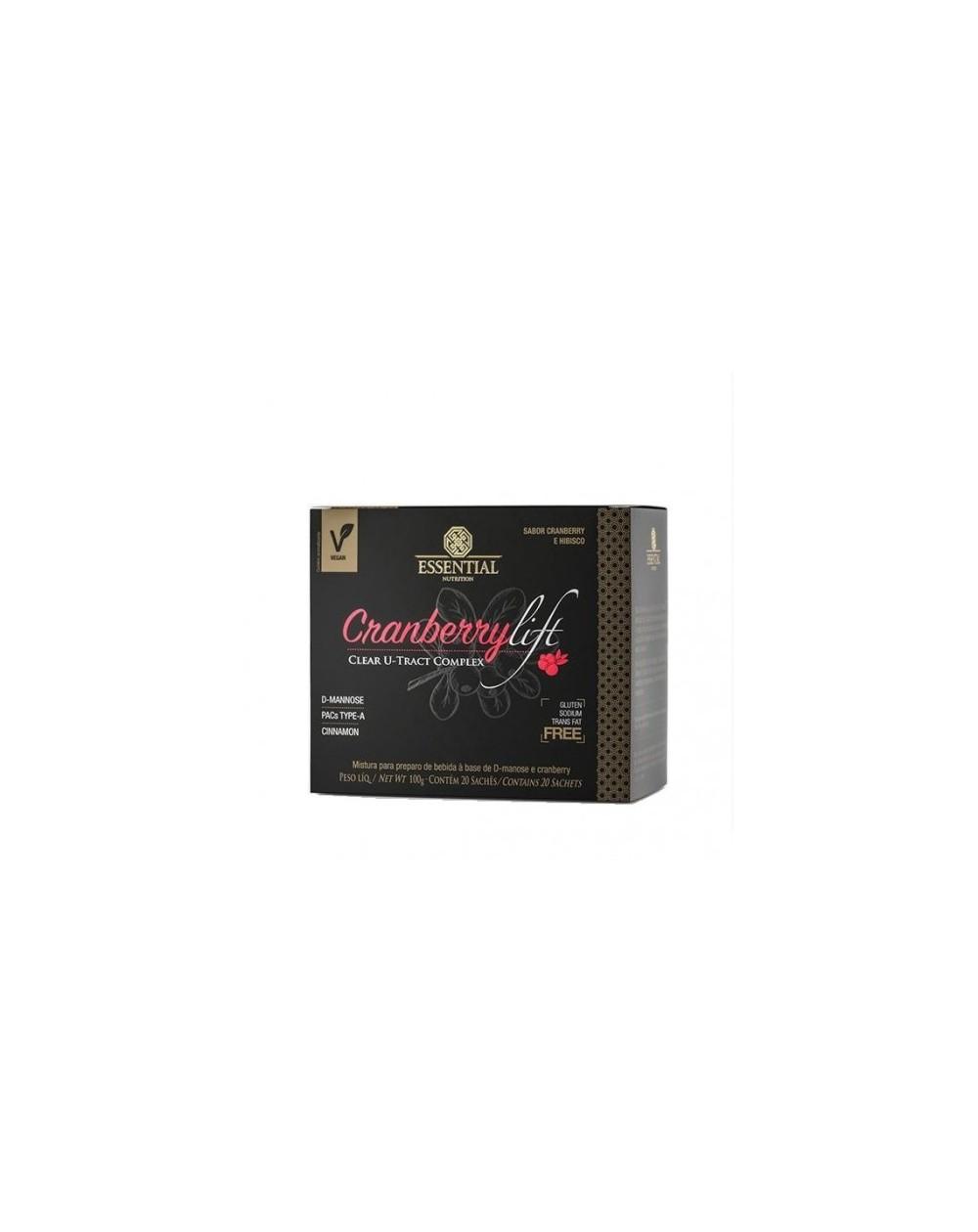 Cranberry Lift - 20 sobres