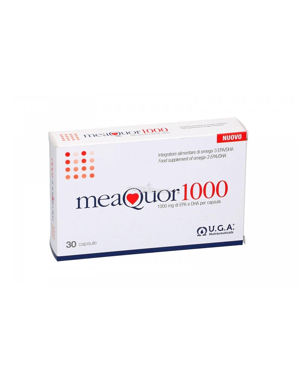 MEAQUOR 1000 (30 Cáps.)