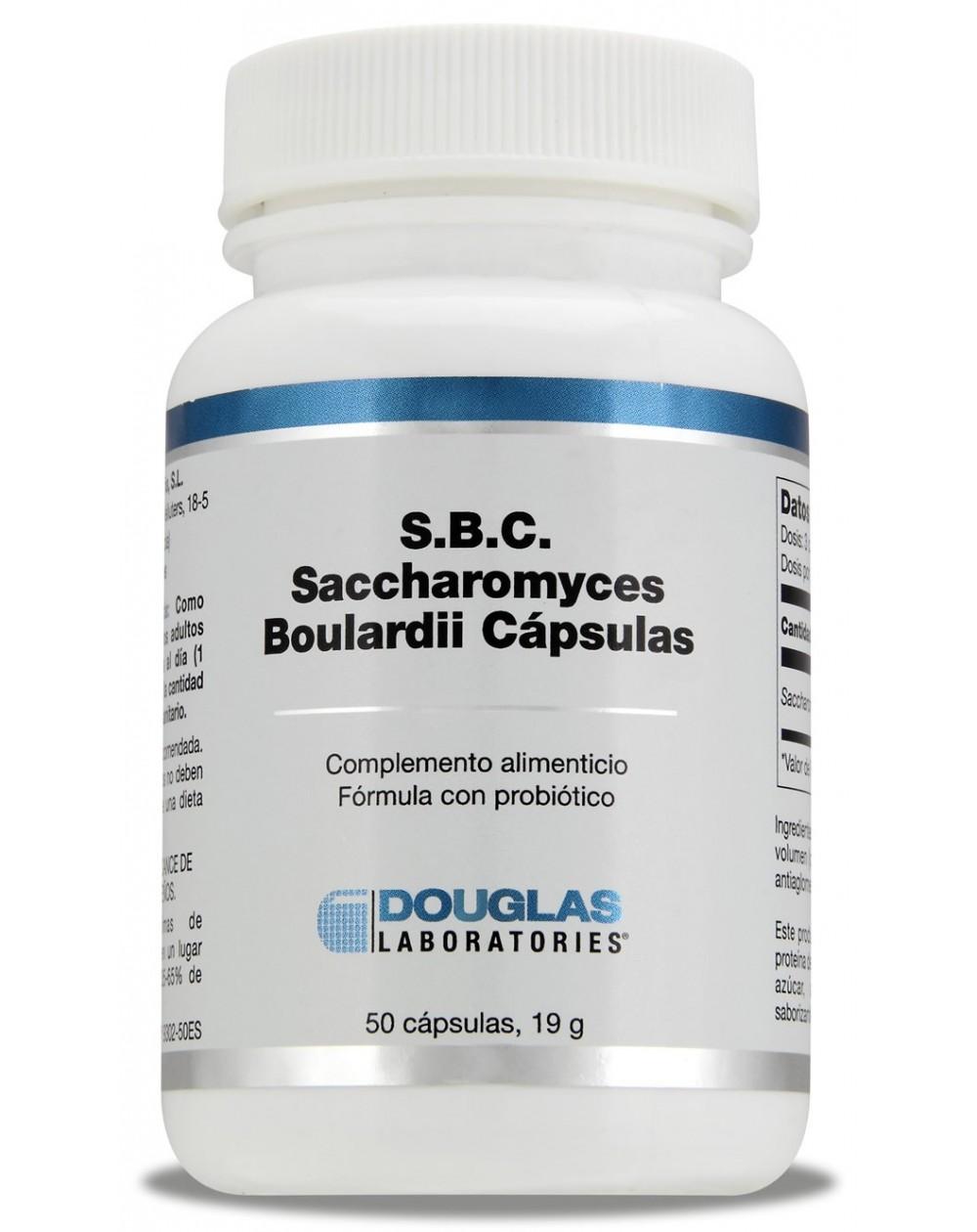 S.B.C. -Saccharomyces Boulardii (50...