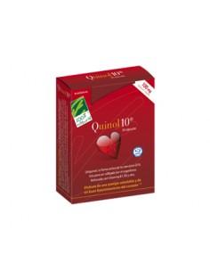 Quinol 10®, 30 cápsulas de...
