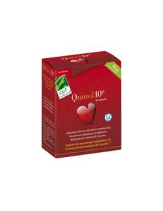 Quinol 10®, 60 cápsulas de...