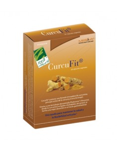 CurcuFit® 500 mg, 30 capsulas