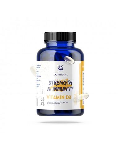 GoPrimal Vitamin D 3 - Inmunidad y...