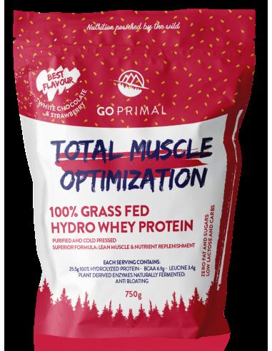 GoPrimal Whey Protein Fresa y Choco...