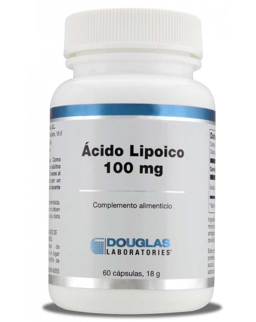 Ácido Lipoico (60 cap)