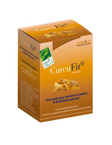 CurcuFit® 500 mg, 60 capsulas