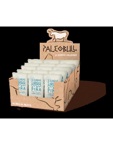 Pack Barritas PaleoBull Piña Colada