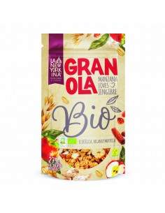 Granola Manzana Loves...