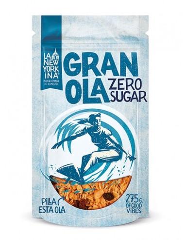 Granola Zero Azucar Paquete 275gr