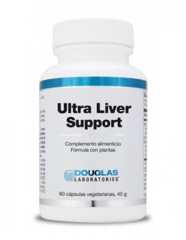 Ultra Liver Support (60 cápsulas...