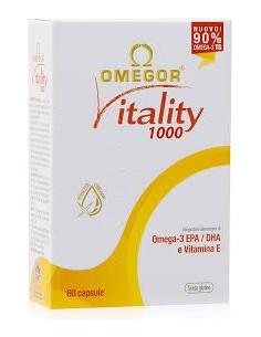 Omegor Vitality 1000 60 perlas