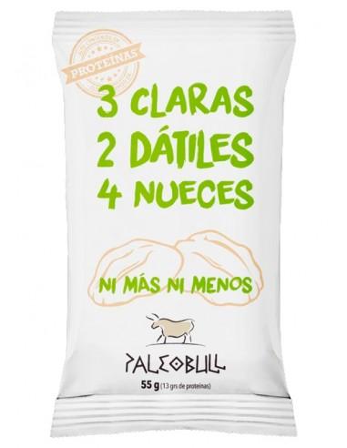 Pack Barritas PaleoBull Nueces