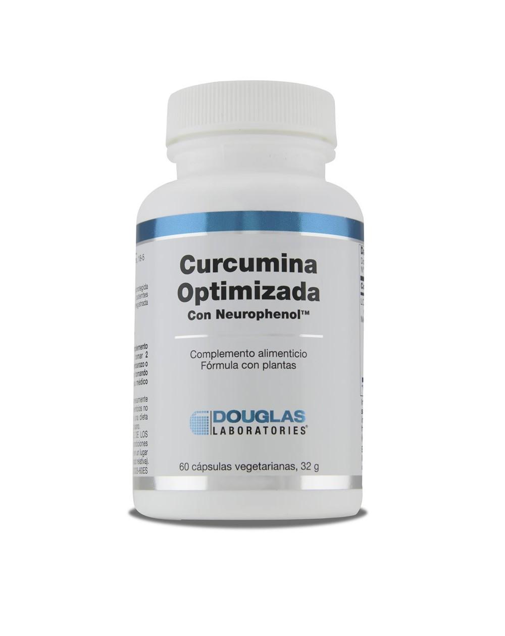 Curcumina optimizada con Neurophenol...